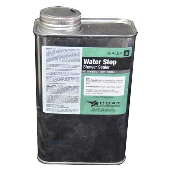 Water Stop Shower Sealer