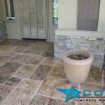 The Benefits of iCoat Stamped Concrete