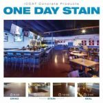 One Day Stain