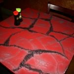 Restaurant Red Table