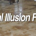 Metal Illusion Floors