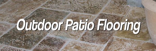 Outdoor Patio Flooring