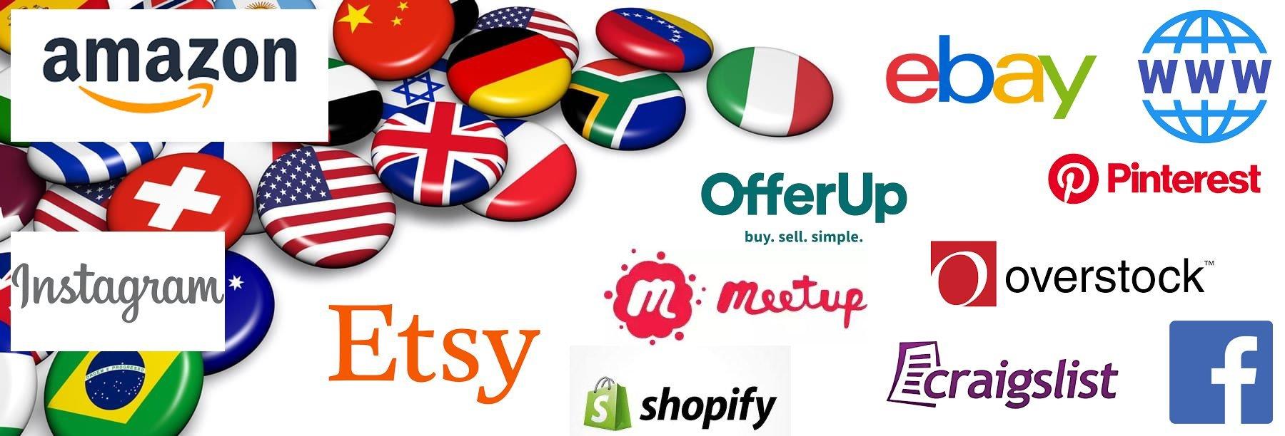 Online Sales Outlets